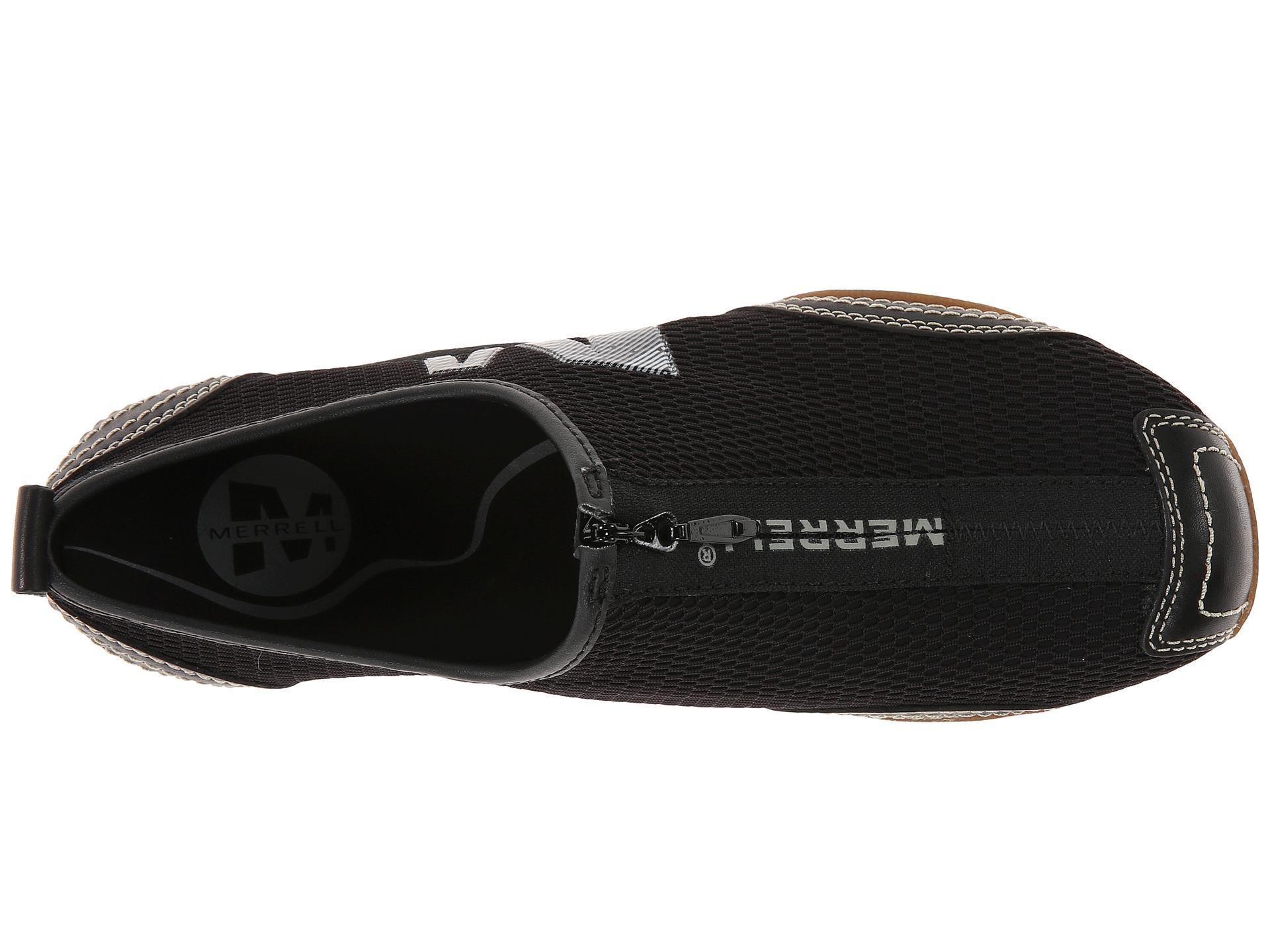 Barrado Black Merrell Shoes