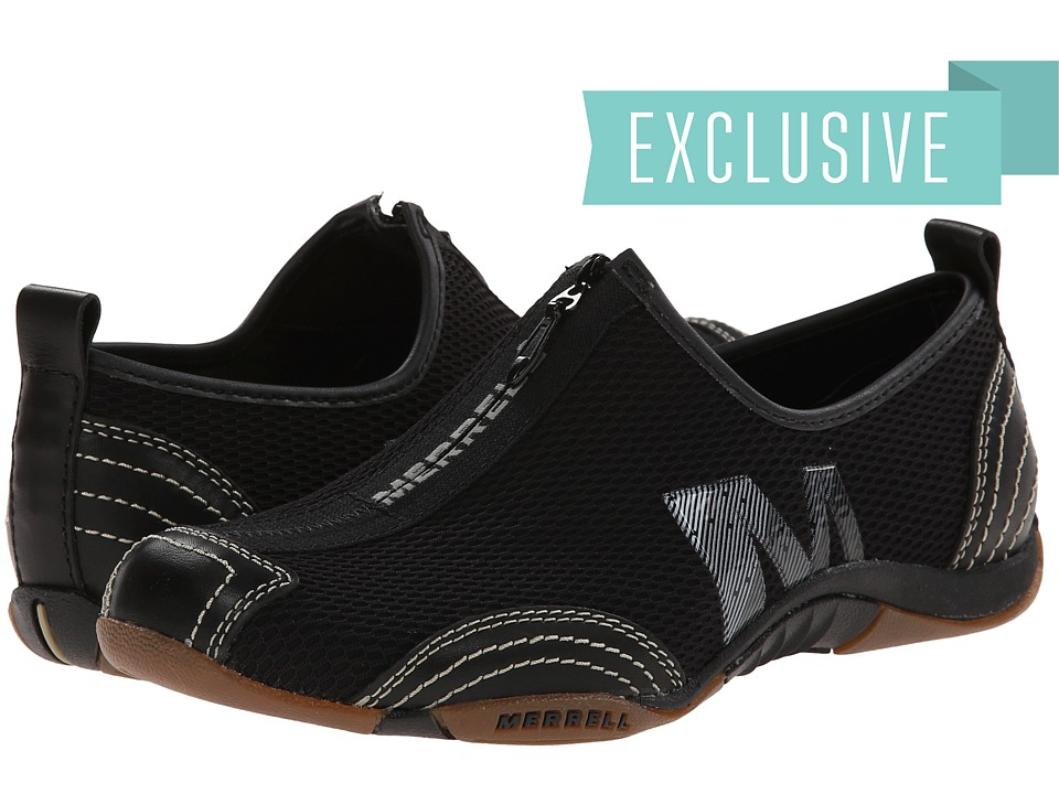 Merrell Barrado (Black Leather) Flats