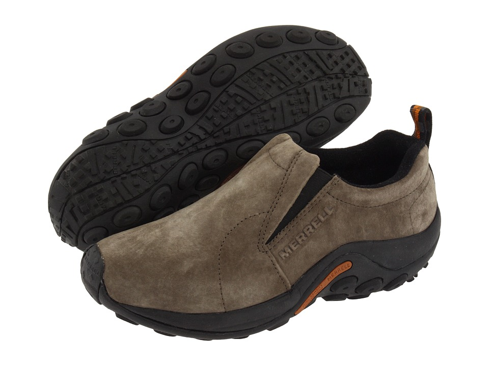 Merrell Jungle Moc (Gunsmoke Pig Suede) Women's Shoes