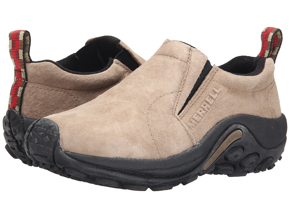 Merrell Jungle Moc (Taupe Pig Suede) Women's Shoes