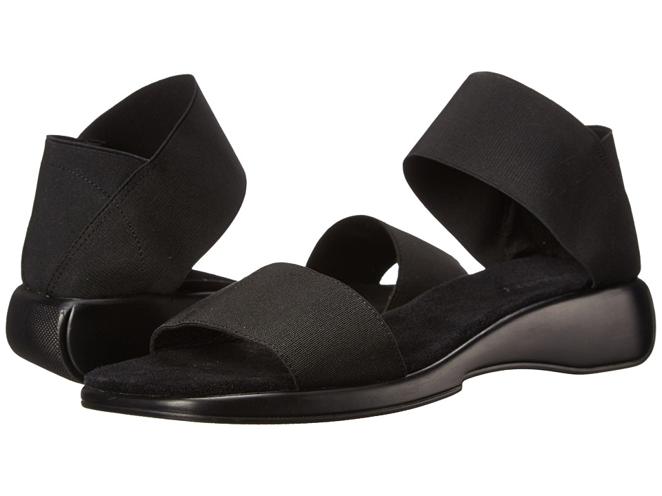 Vivanz Bianca Black Womens Sandals