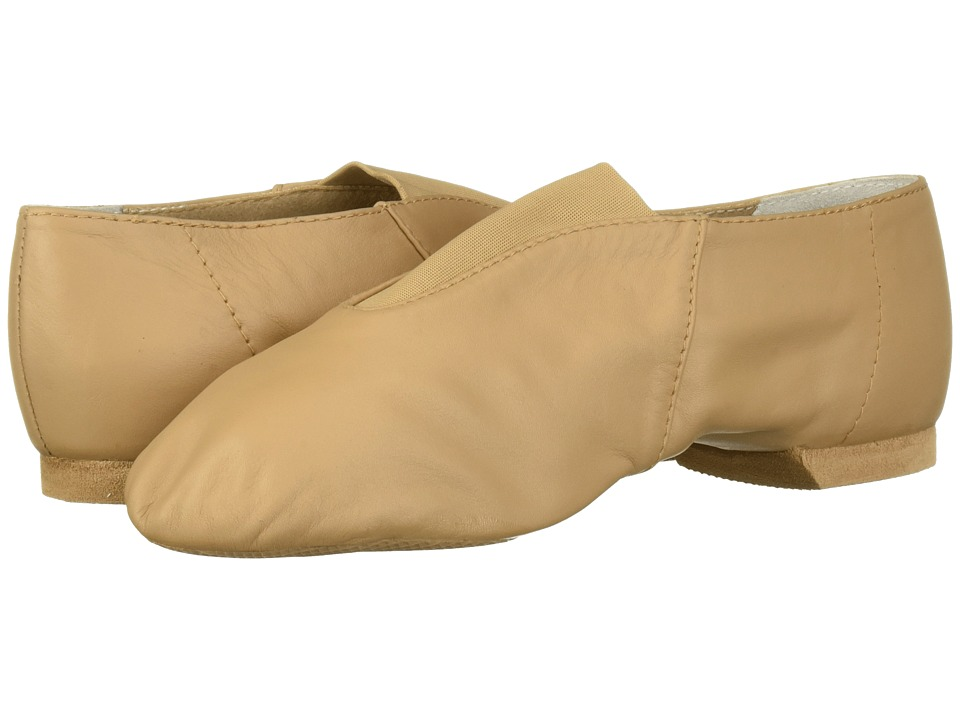 Bloch - Super Jazz (Tan) Womens Dance Shoes
