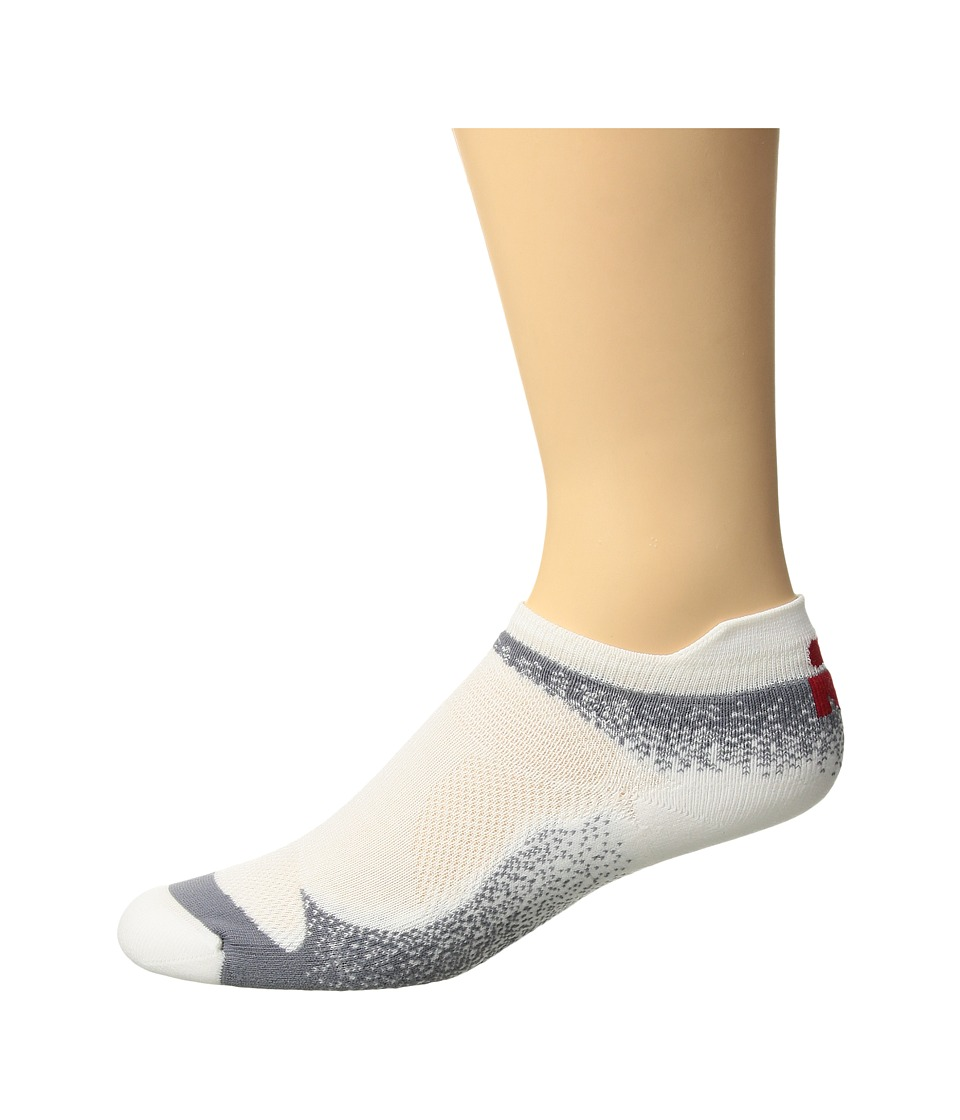 Wigwam - Ironman Flash Pro Single (Grey) Crew Cut Socks Shoes