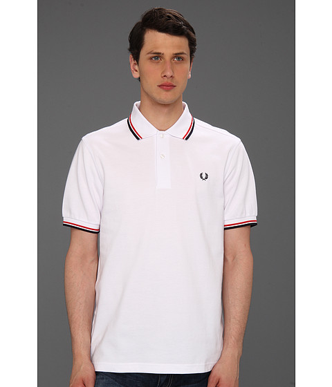 fred perry twin tipped fred perry polo at. Black Bedroom Furniture Sets. Home Design Ideas