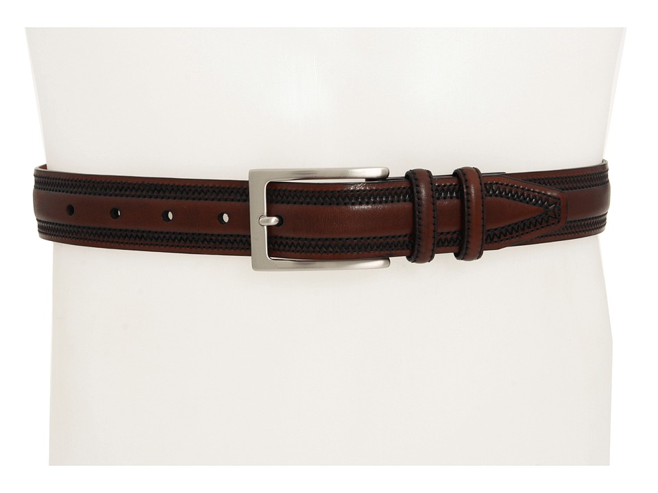 Johnston & Murphy - Double-Pinked Belt