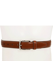Johnston & Murphy - Topstitched Belt