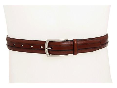 Johnston & Murphy Double Calf Belt