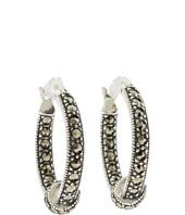 Judith Jack - Marcasite Wrap Hoop Earring