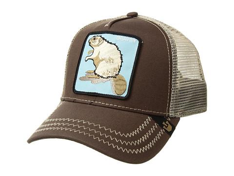 Goorin Brothers Animal Farm Beaver - Brown