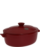 Emile Henry - Flame® Oval Stewpot - 6.3 qt.
