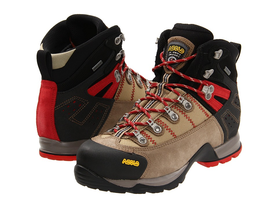 Asolo Fugitive GTX Wool/Black Mens Boots