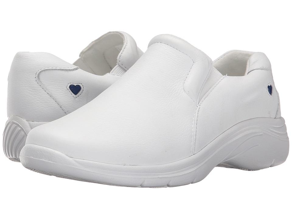 Nurse Mates Dove White Womens Shoes