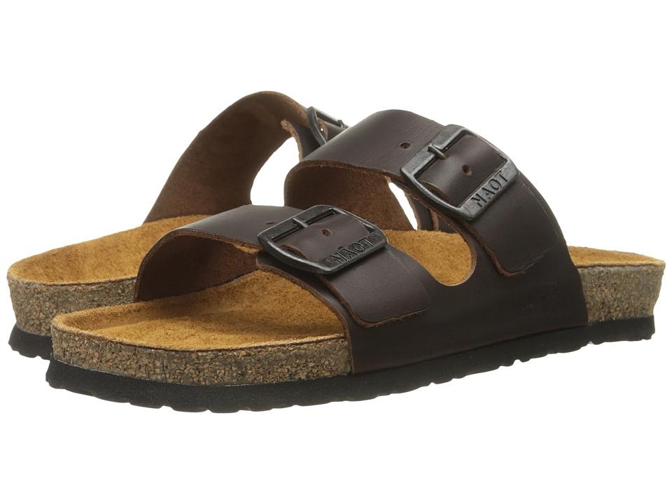 Naot Footwear Santa Barbara (Buffalo Leather) Sandals