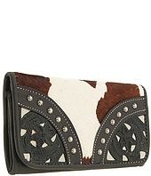 American West - Prarie Rose Coll. Wallet