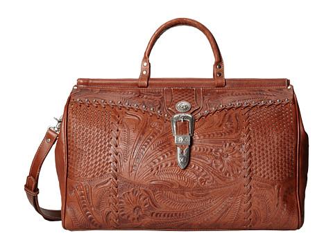 American West Retro Romance Duffel Bag