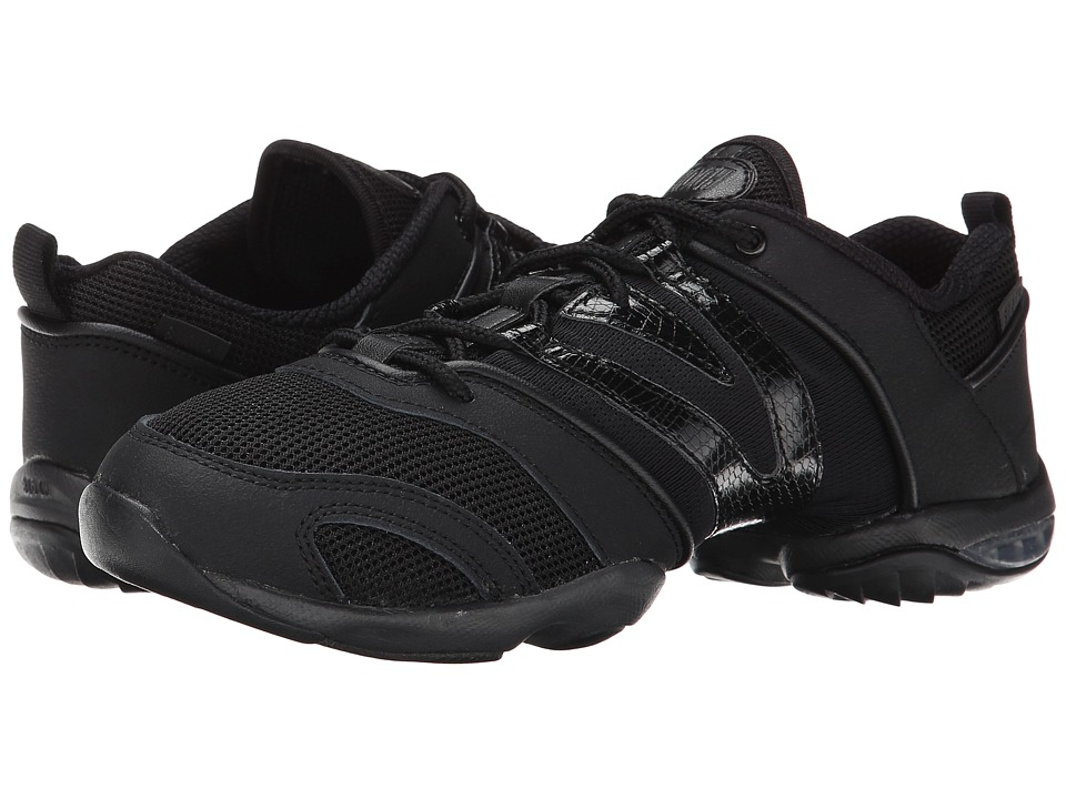 Bloch Evolution Dance Sneaker (Black) Shoes