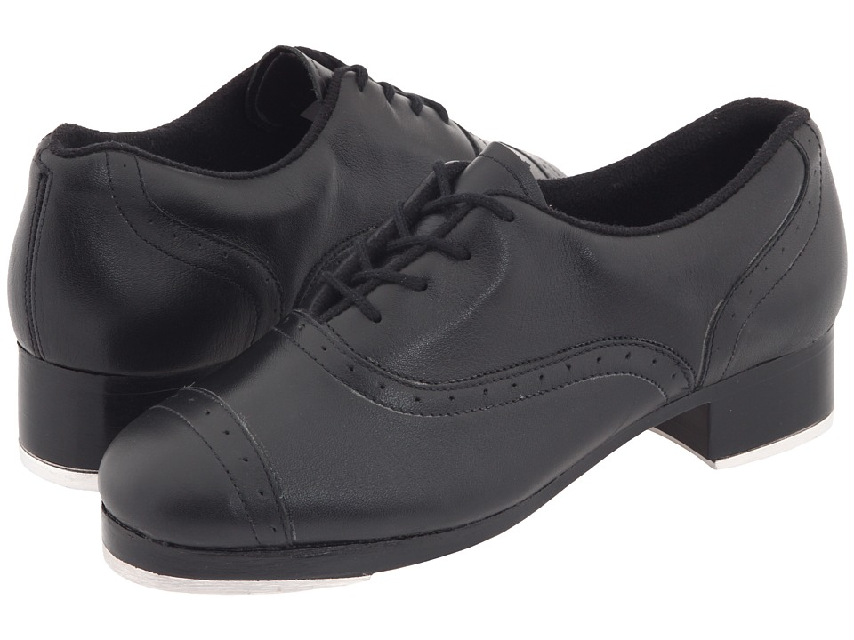 Retro Style Dance Shoes Bloch - Jason Samuels Smith Black Womens Shoes $158.95 AT vintagedancer.com