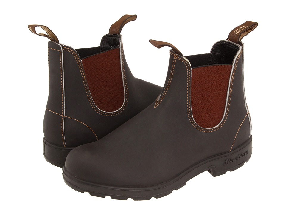 Blundstone - BL500 (Stout Brown) Pull-on Boots