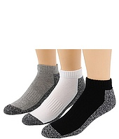 Ecco Socks - Anklet With Extra Padding Socks 6 Pack