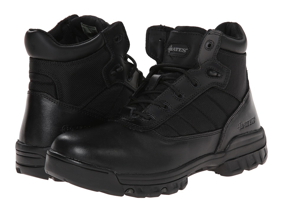 Bates Footwear 5 Tactical Sport Black Mens Work Boots