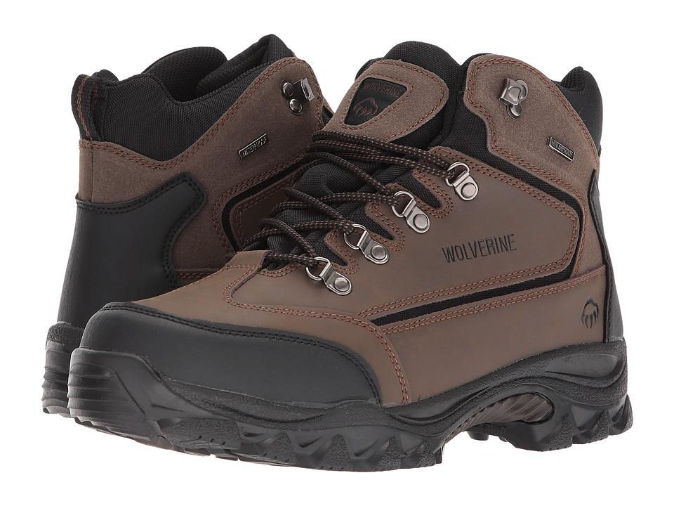 Wolverine - Spencer (Brown/Black) Mens Shoes