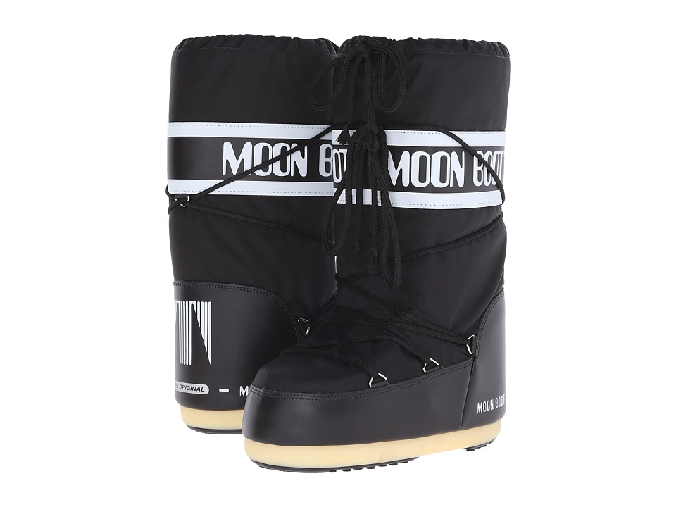 Tecnica Moon Boots (Black) Cold Weather Boots