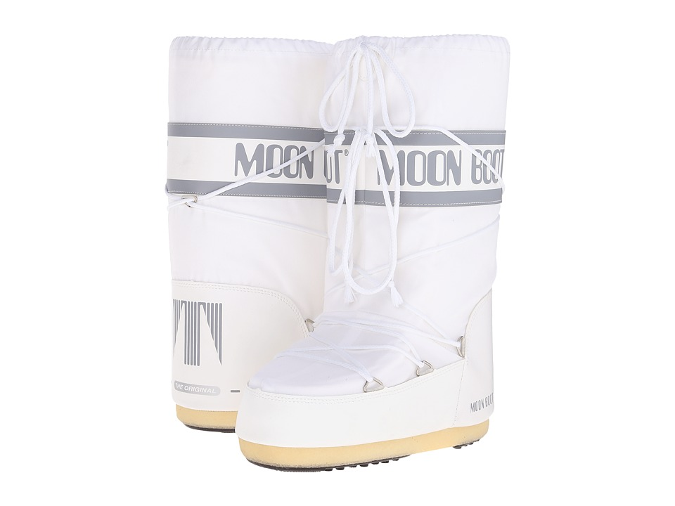 Tecnica Moon Boots (White) Cold Weather Boots