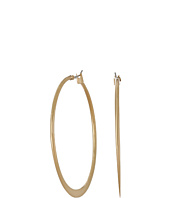 Betsey Johnson - Knife Edge Hoop Earring