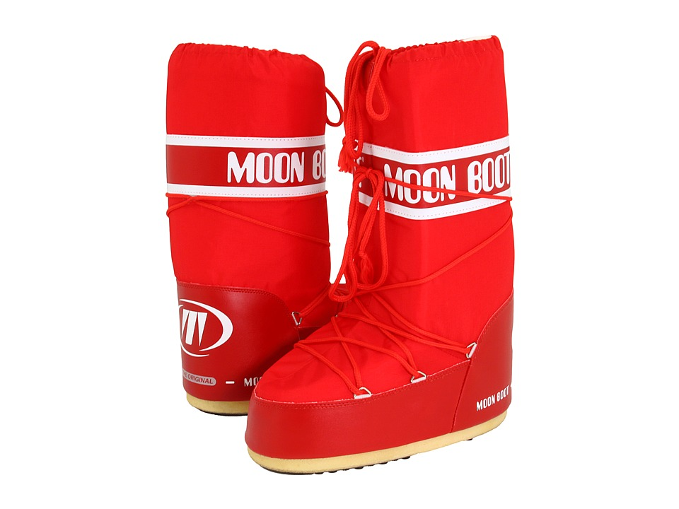 Tecnica Moon Boots (Red) Cold Weather Boots