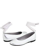 Pazitos - Swan BF Leather (Toddler/Youth)