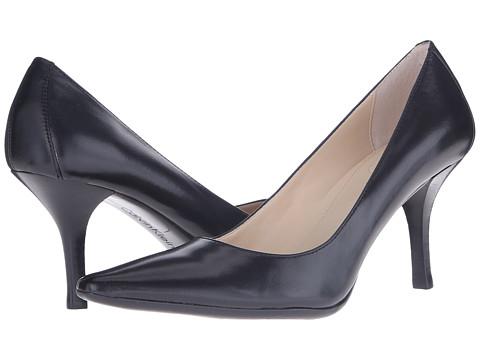 Calvin Klein - Dolly (Black Suede) - Footwear