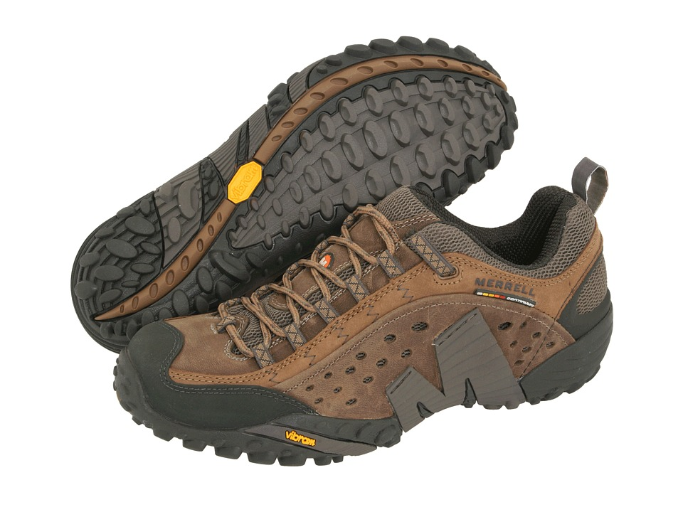 Merrell - Intercept (Moth Brown Leather) Men