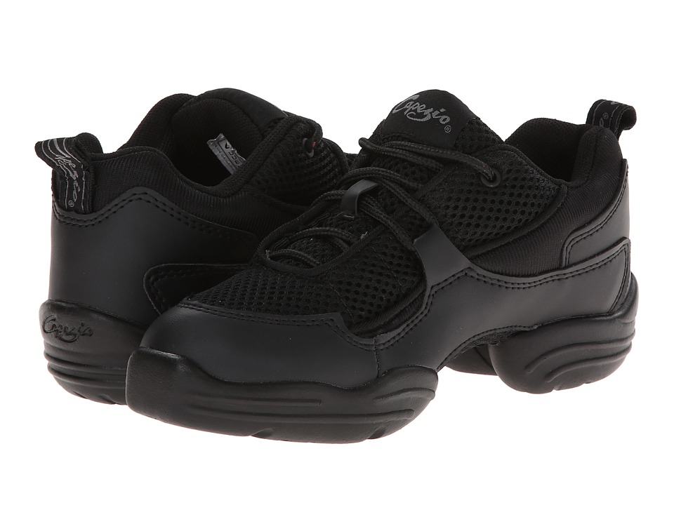 Capezio Fierce Dansneaker (Black) Dance Shoes