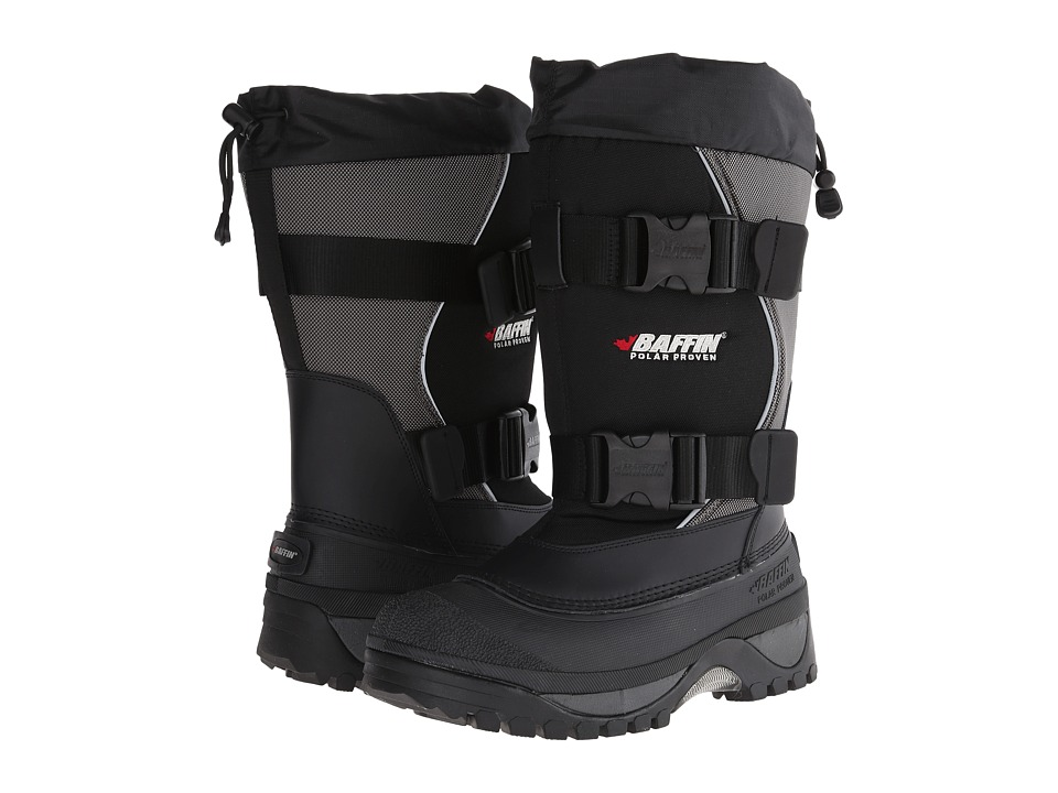 Baffin - Wolf (Black/Pewter) Mens Cold Weather Boots