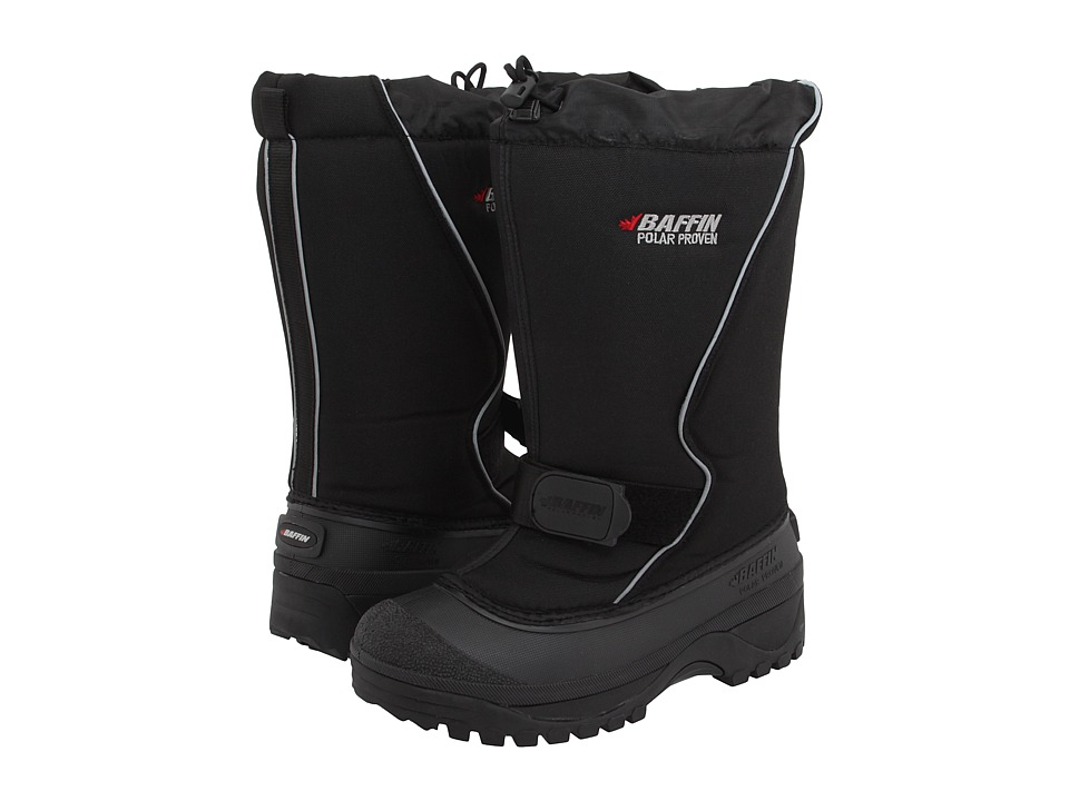 Baffin - Tundra (Black) Mens Cold Weather Boots