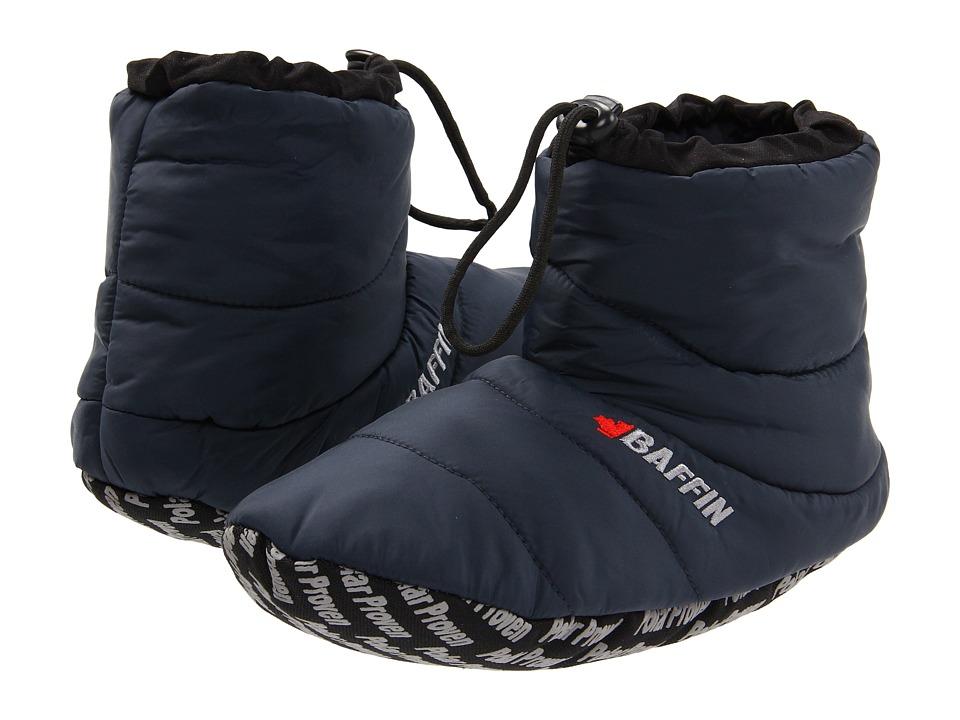 Baffin Cush Booty (Navy) Slippers