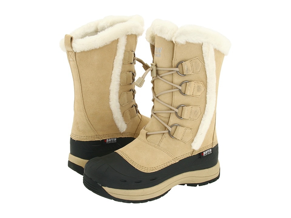 Baffin Chloe Sand Womens Cold Weather Boots