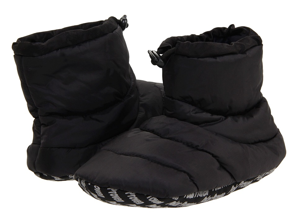 Baffin Cush Booty (Black) Slippers