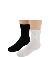 Jefferies Socks - Boys' Seamless Crew 6 Pair Pack (Infant/Toddler/Little Kids)