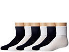 Seamless Toe Turncuff 6 Pair Pack (Infant/Toddler/Little Kid/Big Kid/Adult)