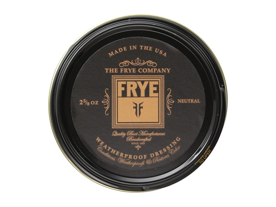 Frye - Leather Conditioning Cream (N/A) Cleaners