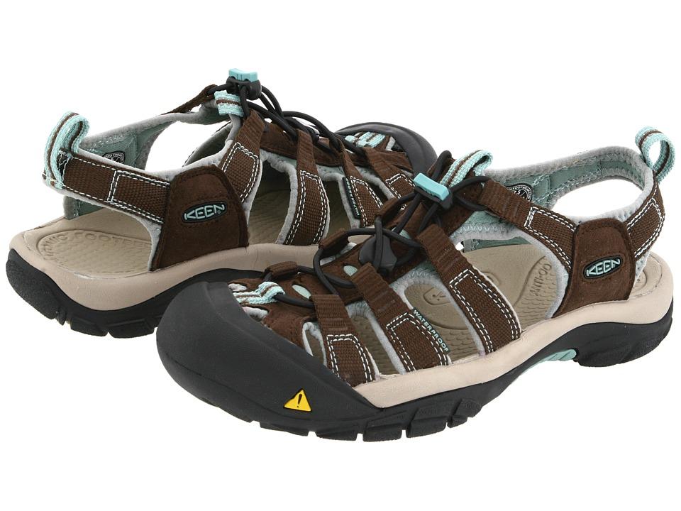 Keen Newport H2 (Slate Black/Canton) Women's Shoes