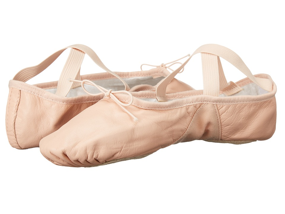 Bloch Prolite II Hybrid Split Sole Ballet (Pink) Women's Dance Shoes