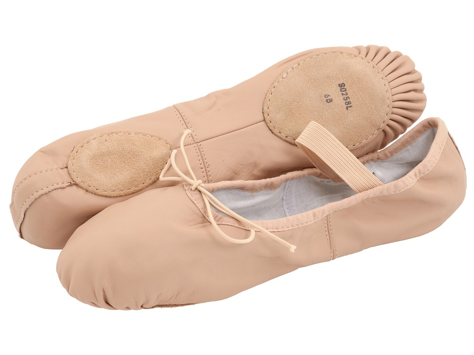Bloch - Dansoft Split Sole (Pink) Womens Dance Shoes