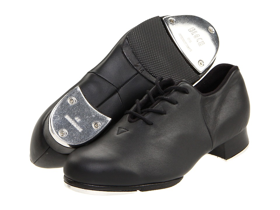 Bloch - Tap-Flex (Black) Womens Tap Shoes
