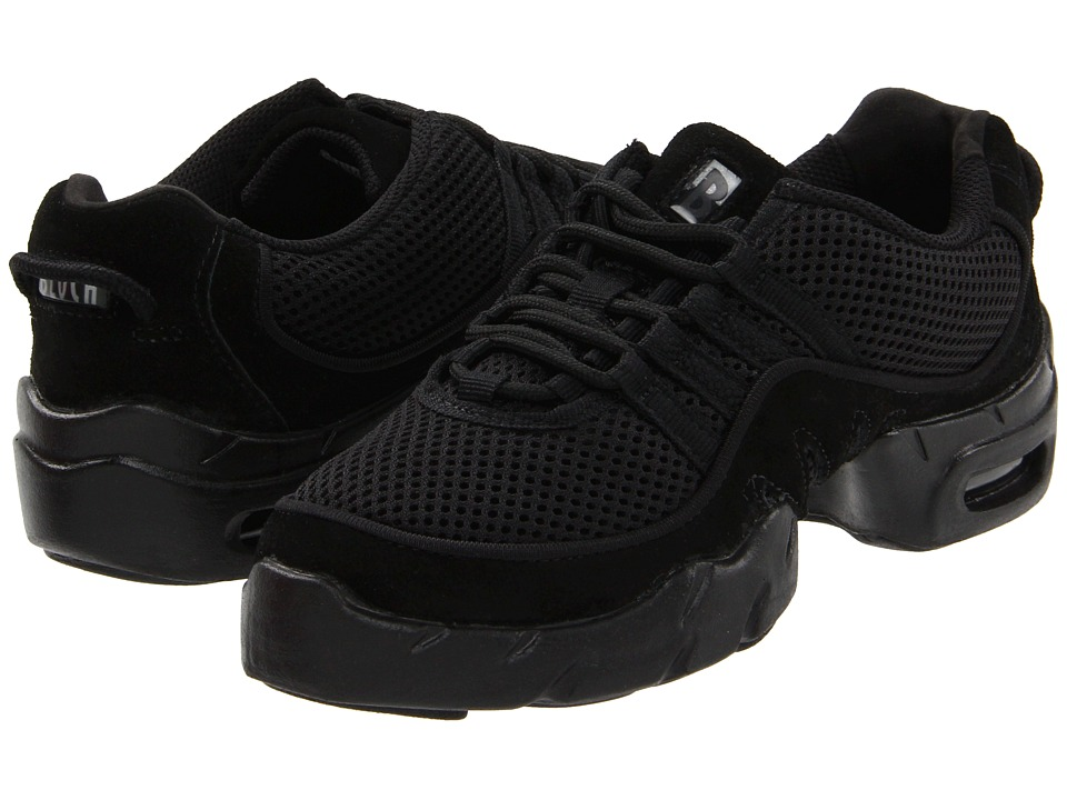Bloch Boost DRT Mesh Sneaker (Black) Women's Dance Shoes