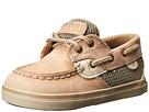 Sperry Kids - Bluefish (Infant) (Linen/Oat) - Footwear