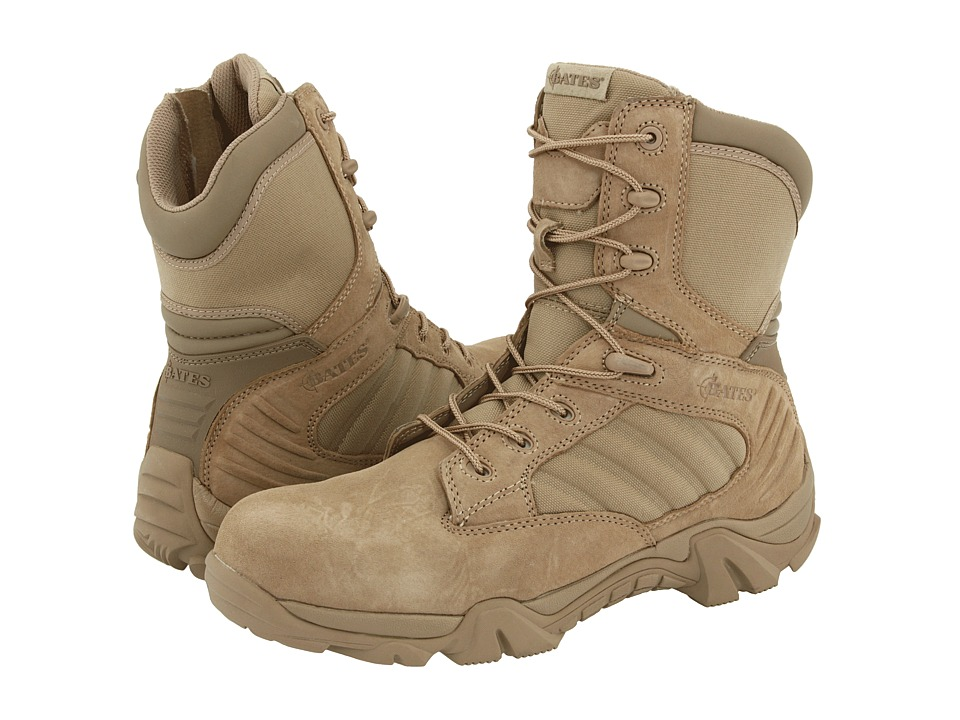 Bates Footwear GX-8 Desert Composite Toe (Desert) Men