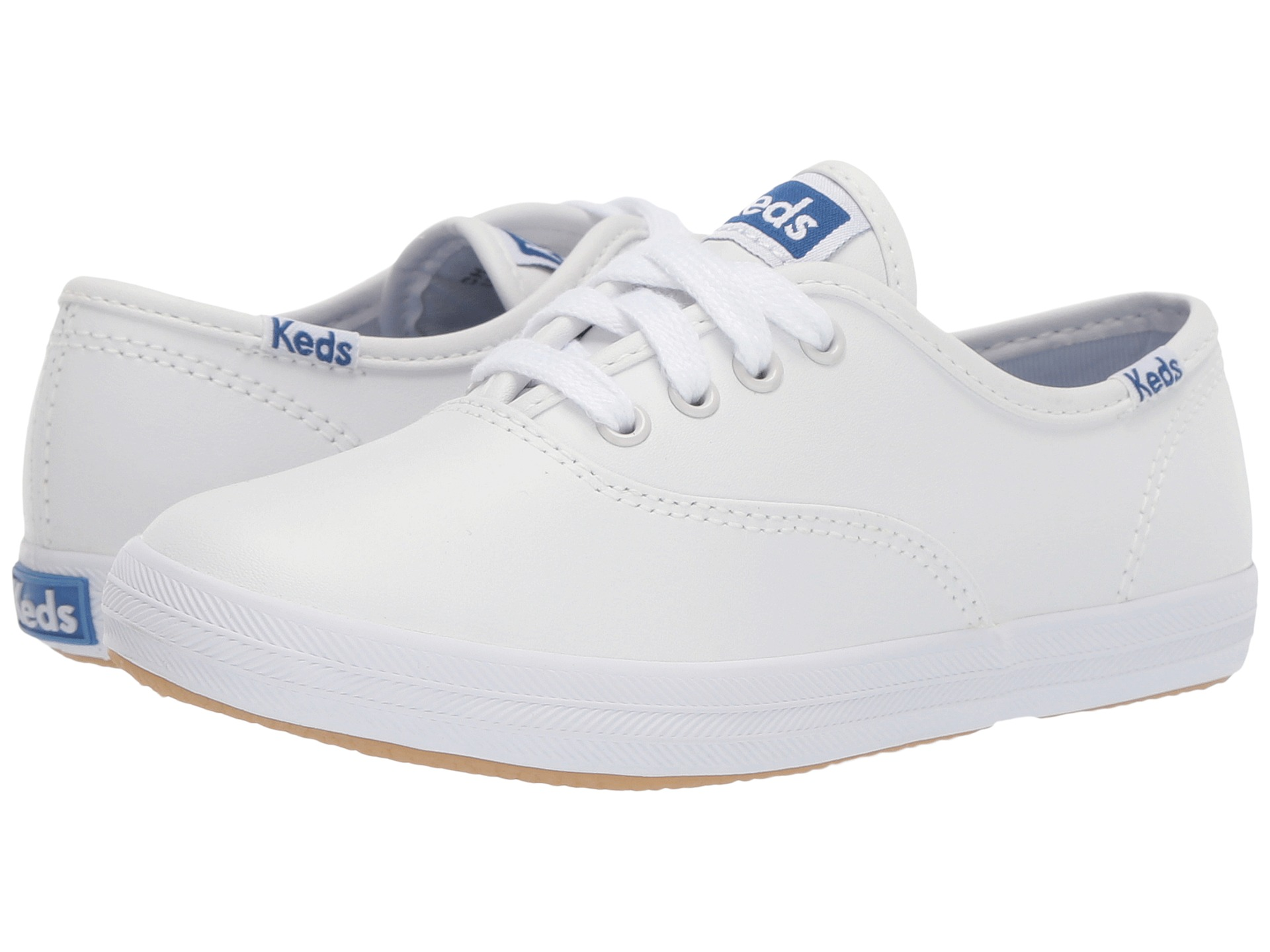 Keds White Women Leather Shoes