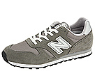 New Balance Classics M373 Grey, Silver Shoes